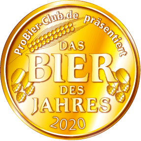 ProBier 2020 Medaille